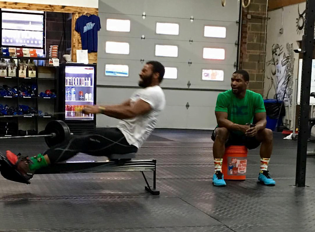 CrossFit Competitors at South Loop Strength & Conditioning