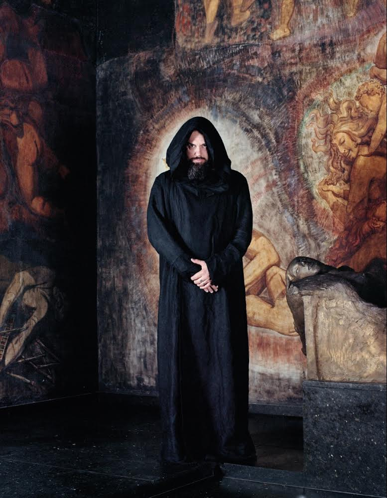 Greg Anderson of Souther Lord Records and Sunn O)))