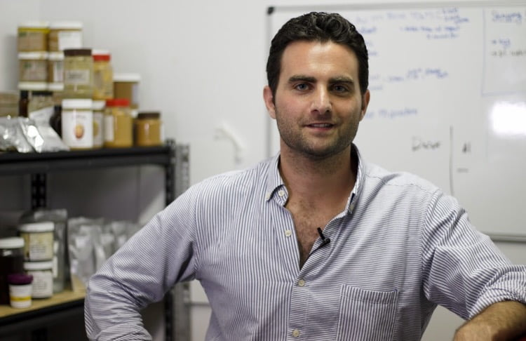 Peter Rahal, Founder and CEO of RXBAR